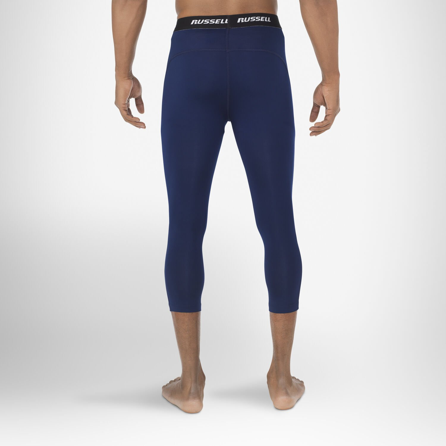 a00341cb3a Men's Dri-Power® 3/4 Compression Tights - Russell US | Russell Athletic