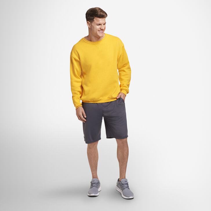 Men's Dri-Power® Fleece Crew Sweatshirt GOLD