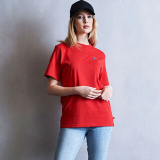 Women's Heritage Baseliner T-Shirt TRUE RED