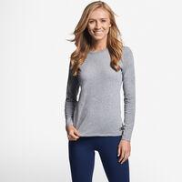 Women's Cotton Performance Long Sleeve Tee OXFORD