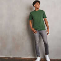 Men's Heritage Baseliner T-Shirt PINEGREEN