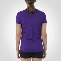 Women's Dri-Power® Fashion Performance Tee PURPLE