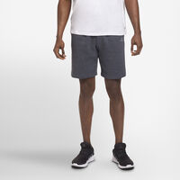Men's Dri-Power® Fleece Shorts BLACK HEATHER