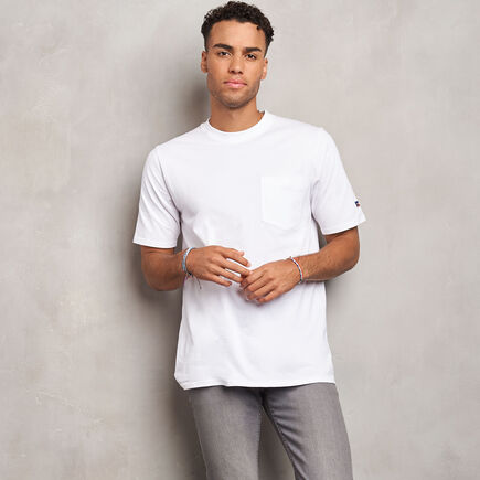 Men's Cotton Classic Pocket T-Shirt