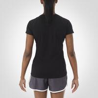Women's Dri-Power® Player's Tee BLACK
