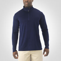 Men's Dri-Power® Lightweight 1/4 Zip Pullover NAVY