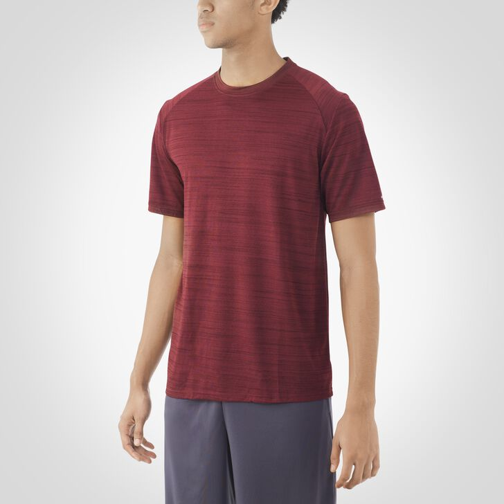 Men's Dri-Power® Fashion Performance Tee MAROON