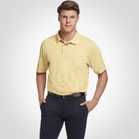 Men's Dri-Power® Performance Golf Polo GT GOLD