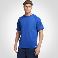 Men's Dri-Power® Mesh Short Sleeve Tee ROYAL