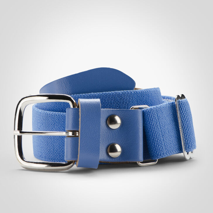 Youth Adjustable Baseball/Softball Belt COLUMBIA BLUE