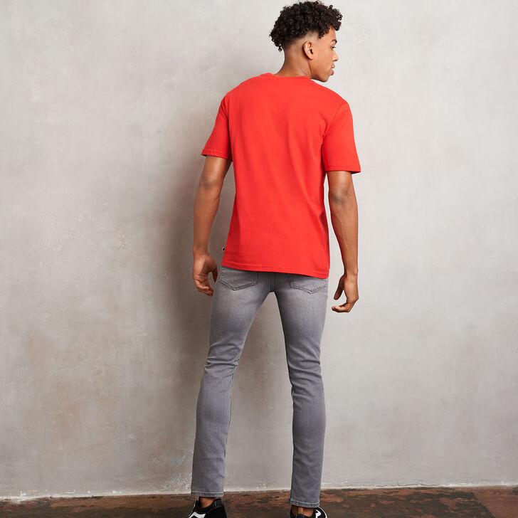 Men's Heritage Baseliner T-Shirt TRUE RED