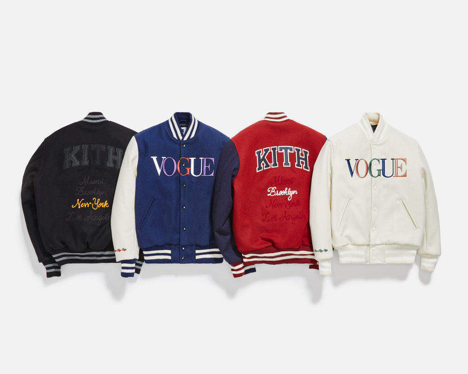 Kith X Russell x Vogue Collection Item