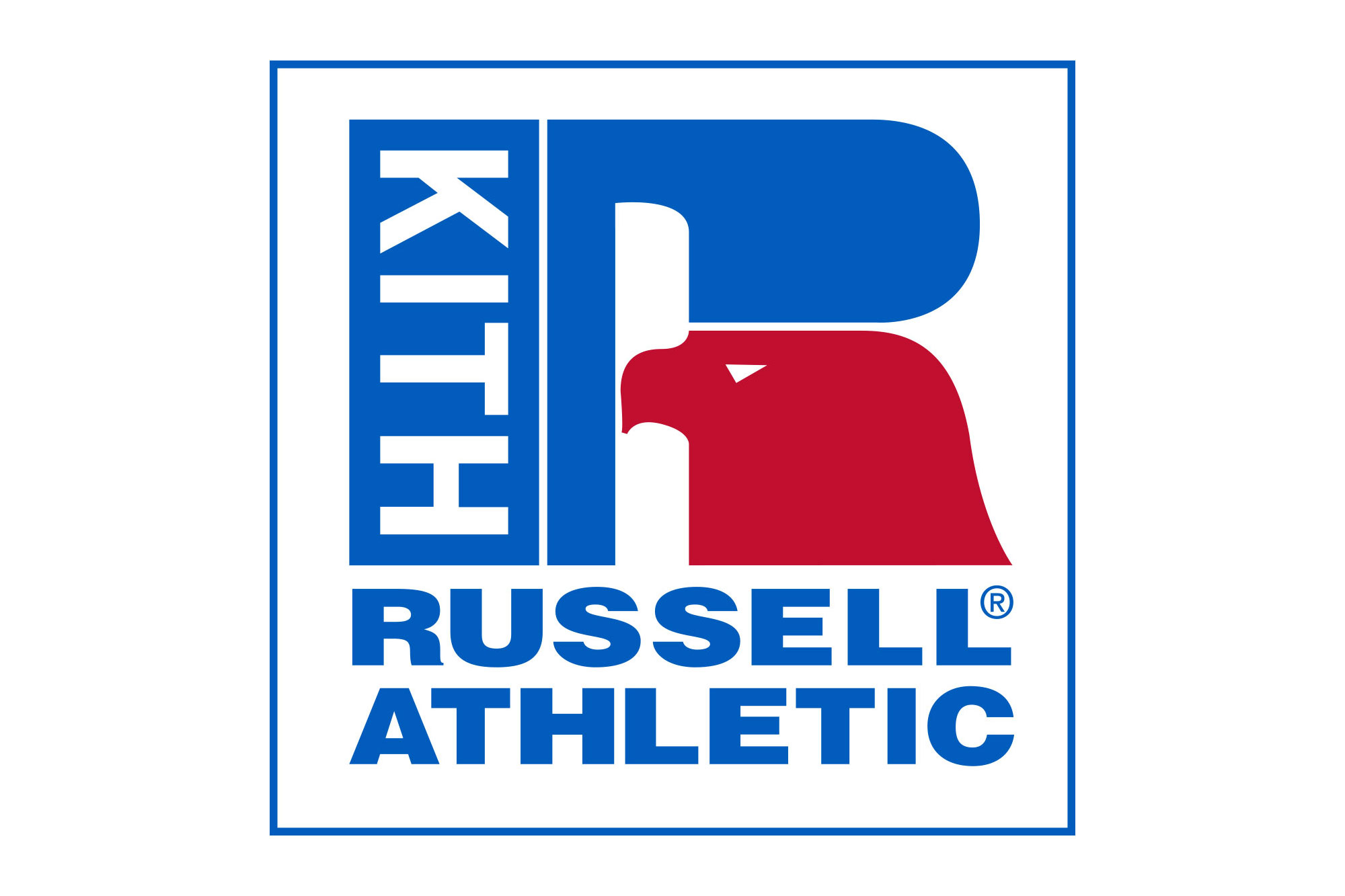Kith x Russell Logo