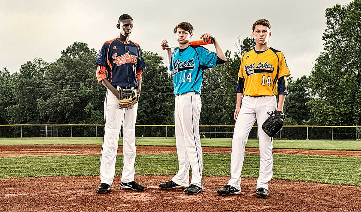 Russell Athletic and Little League® Introduce New Uniforms for the 2014 Little League Baseball® World Series