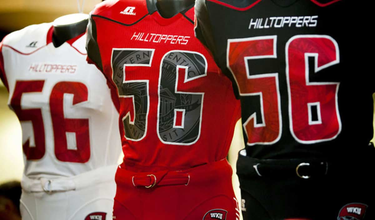 Western Kentucky University and Russell Athletic® Announce 5-Year, $3.5MM Apparel and Uniform Extension